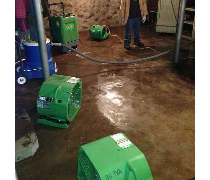 Water Damage in West Hartford, CT