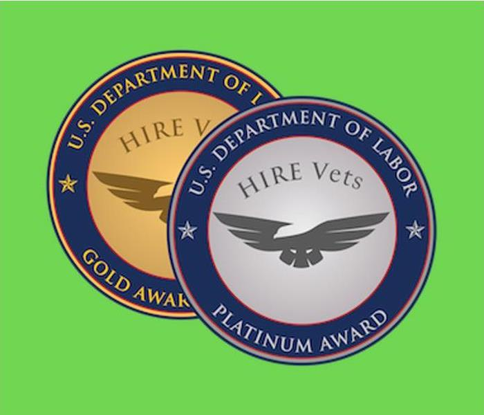 U.S.Department of Labor HIRE Vets Gold and Silver Medallion Awards